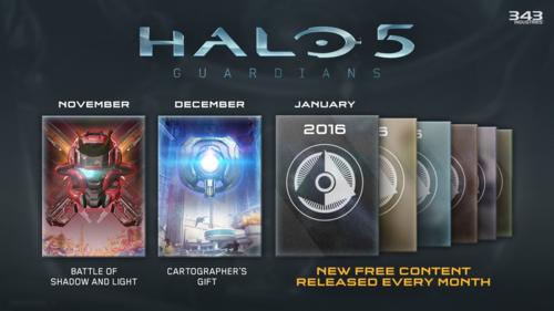 Halo 5 - Обновления #2