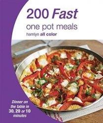Книга 200 Fast One Pot Meals (Hamlyn All Color)