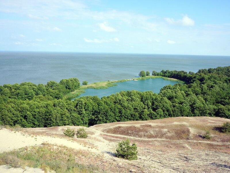 Озеро Лебедь