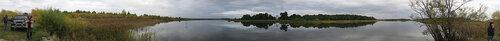Озеро Медвежье, Большое Субботино, Шумихинский район, Курганская область