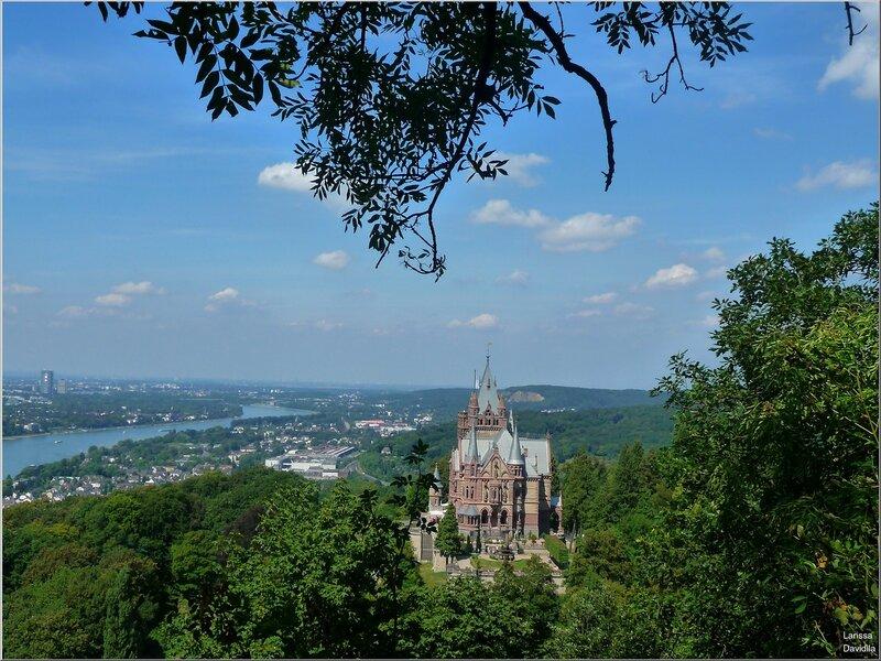 Schloss Drachenburg. Koenigswinter.