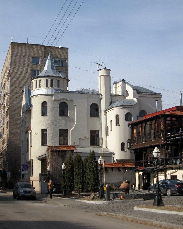 Доходный дом П. В. Лоськова