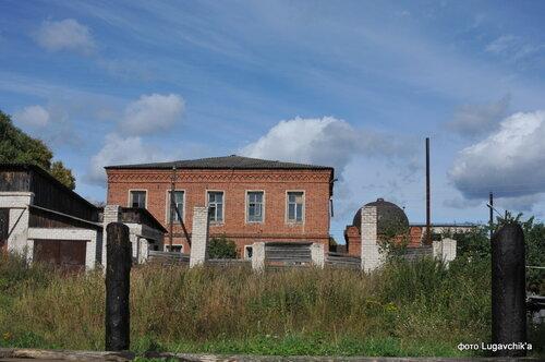 Весьегонская тюрьма