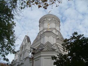 КОЛОМЕНСКОЕ . Церковь Усекновения Главы Иоанна Предтечи в Дьякове