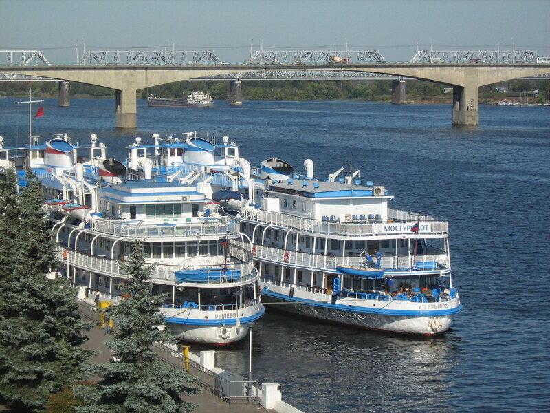 Речной транспорт Ярославля подвергнется проверке.