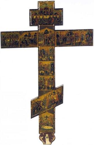 Крест запрестольный.