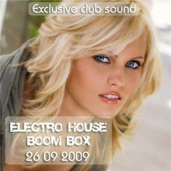 Electro-House Boom BOX (26.09.2009)