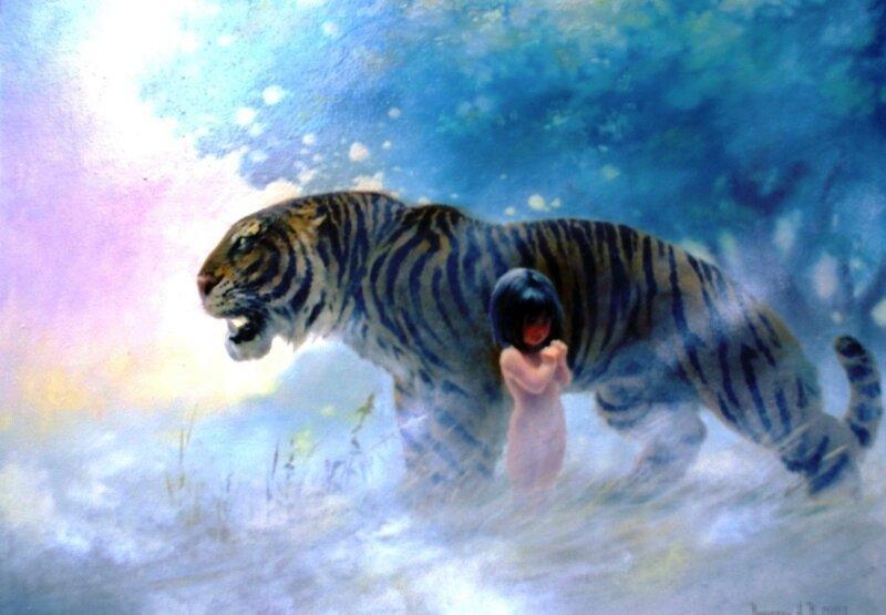 Картины художника Алексея Капустяна (55)