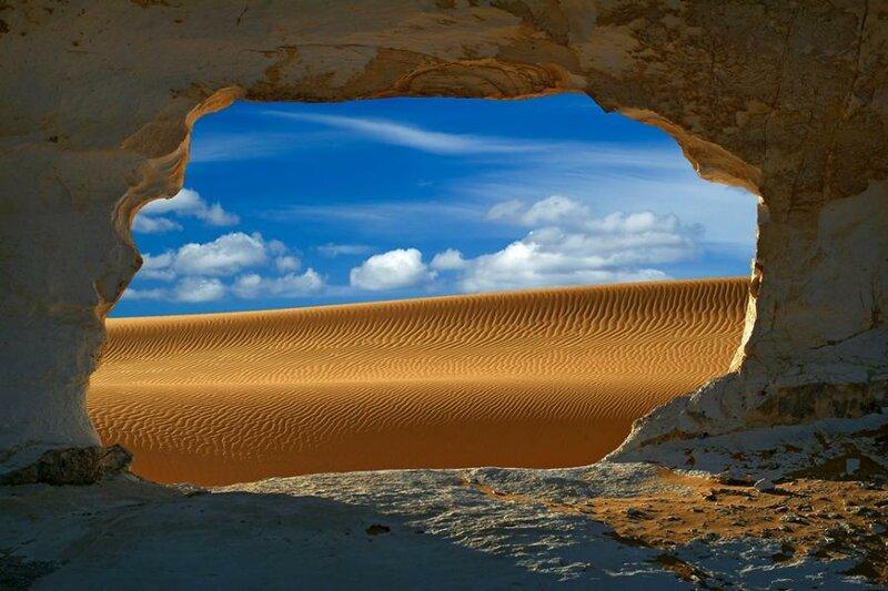Окно в Сахару by Resoni.