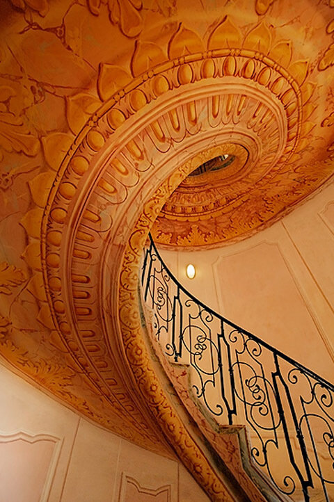 волшебные лестницы, by Marianna Safronova