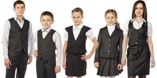 Российские производители будут шить доступную школьную форму