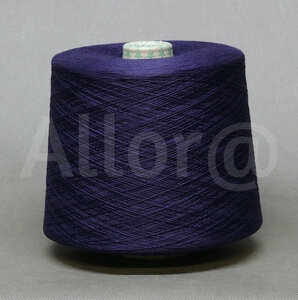 Loro Piana COT-ONE-SILK (blu)  фиолетово-синий