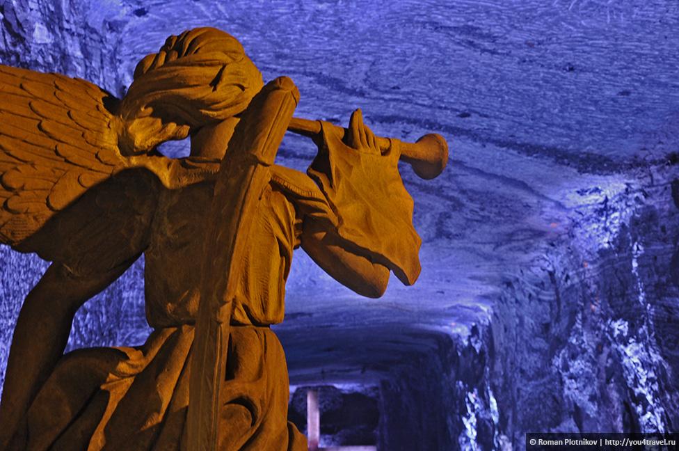0 19197b ee5507a1 orig День 208. Соляная шахта и Соляной Собор в Сипакера недалеко от Боготы
