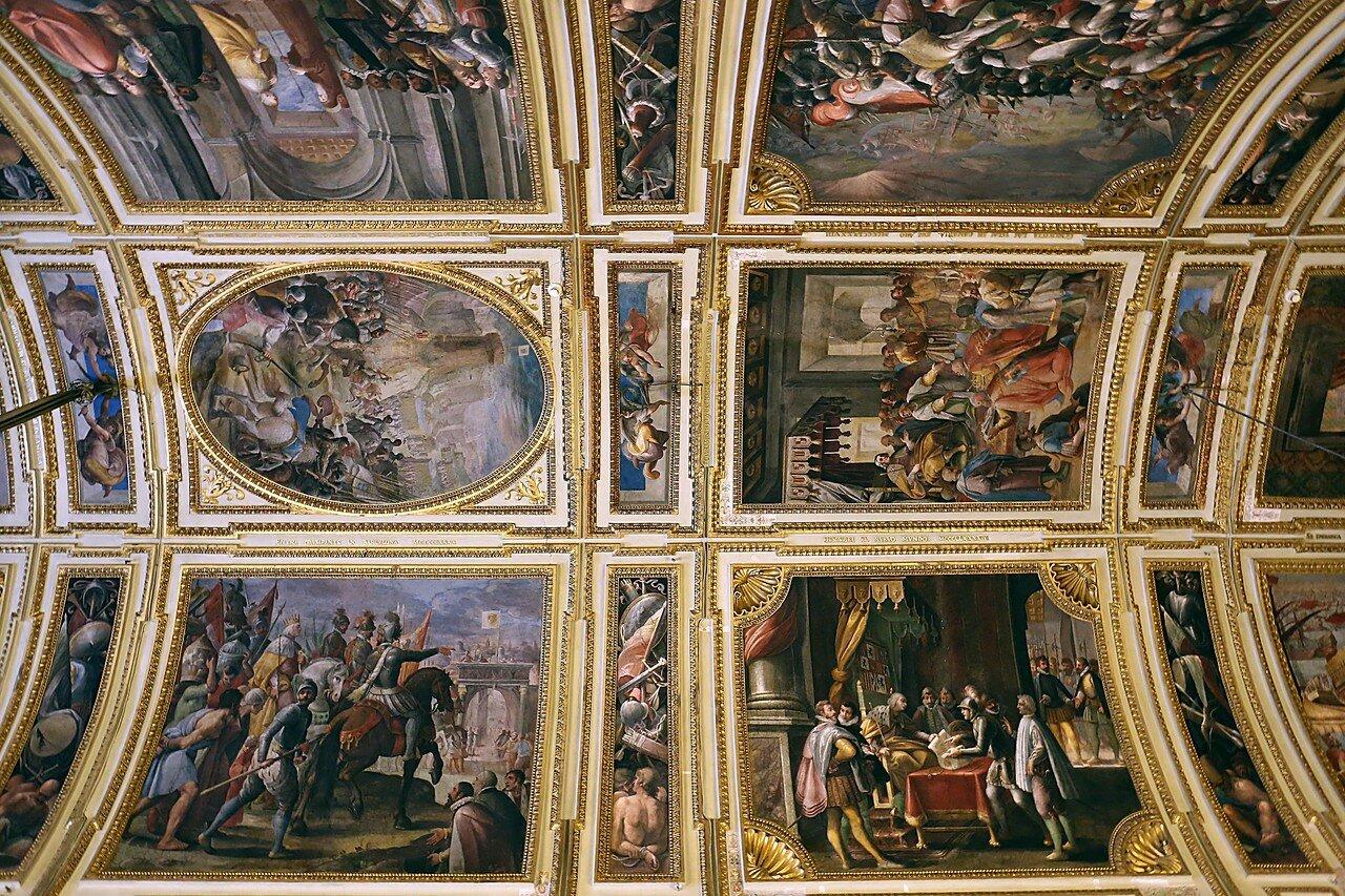 Неаполь. Королевский дворец. Интерьеры