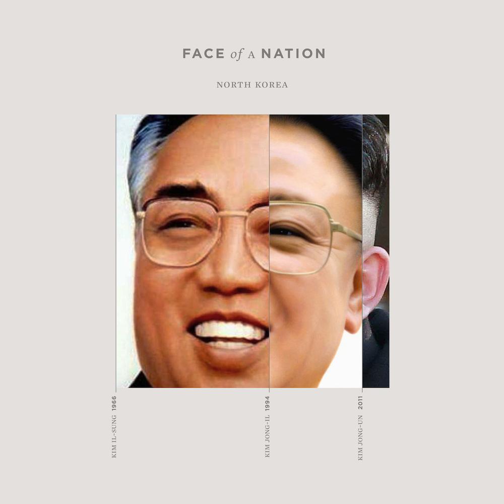 Северная Корея: от Ким Ир Сена до Ким Чен Ына.