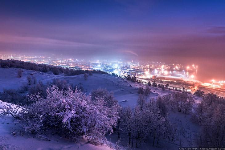 Город Мурманск (43 фото)