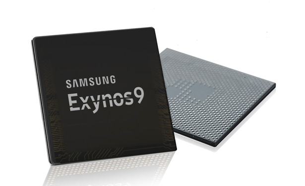 Самсунг показан новый процессор Самсунг Exynos 9 Series