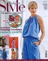 Журнал Fashion Style №6, 2015 + выкройки