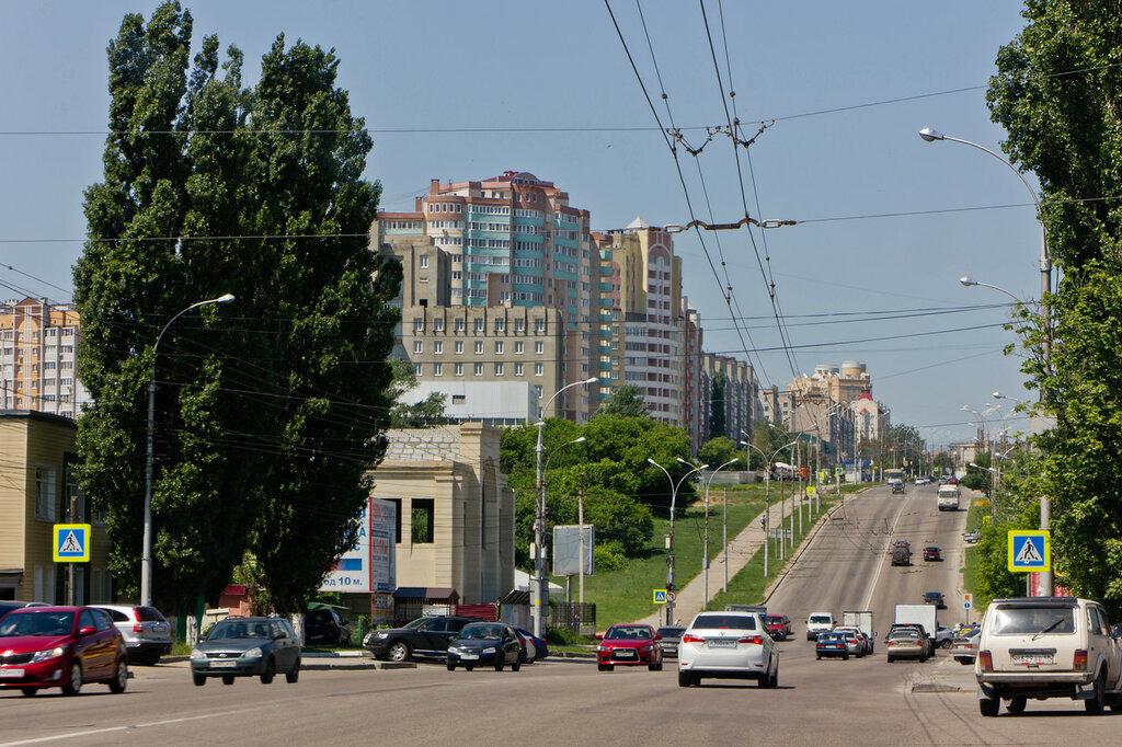 картинки города липецка и улицами