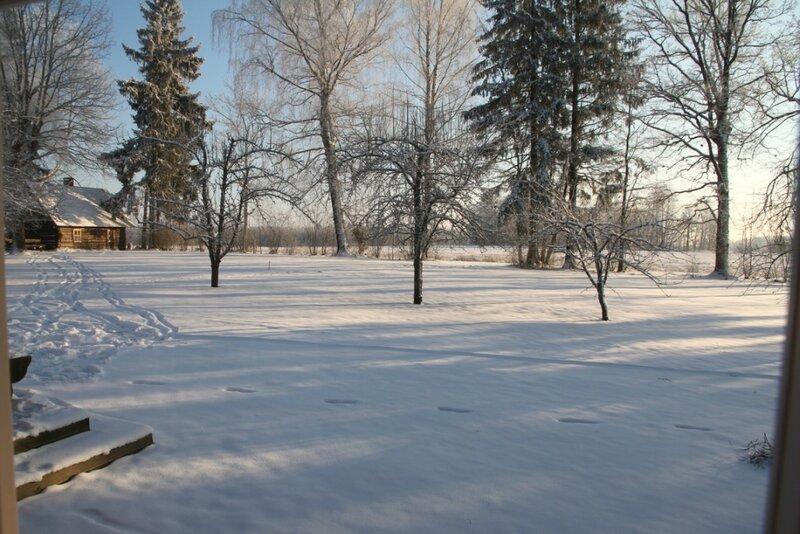 Maeotsa Puhketalu, Эстония