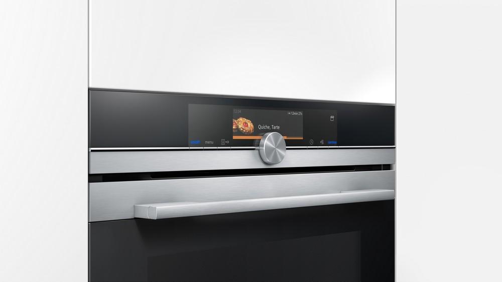 духовой шкаф Siemens IQ700 новая серия