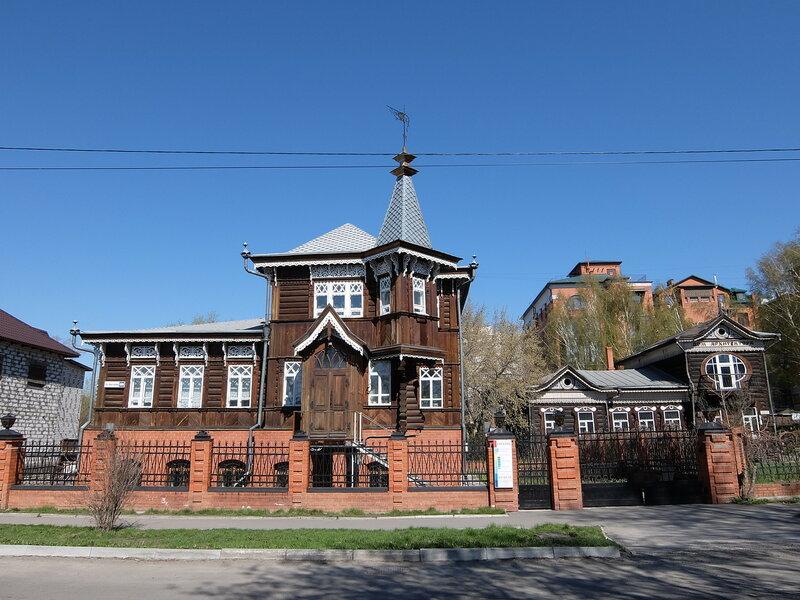 Барнаул - Дом архитектора