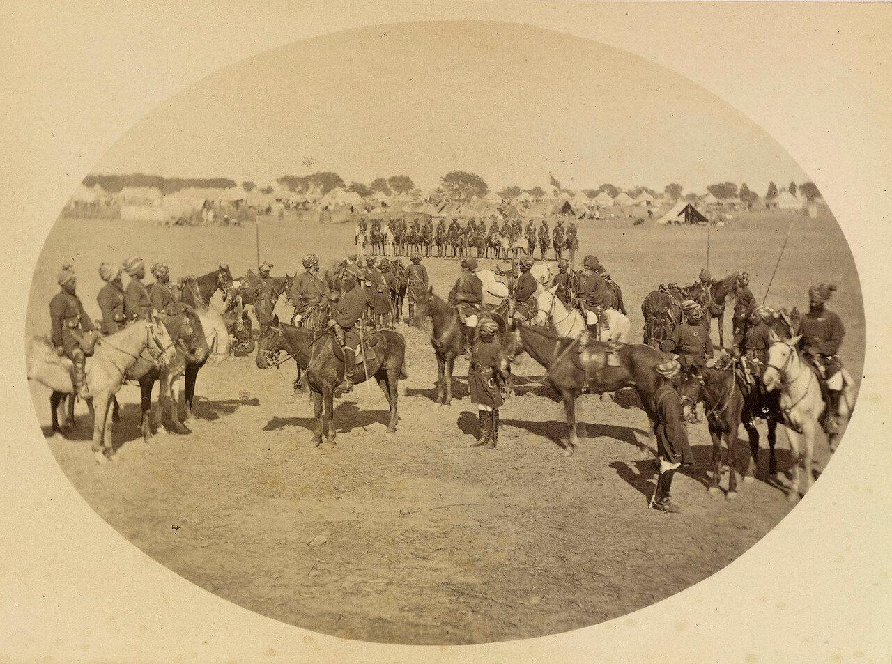 35. 11-й Королевский уланский полк (Конный полк Пробина)