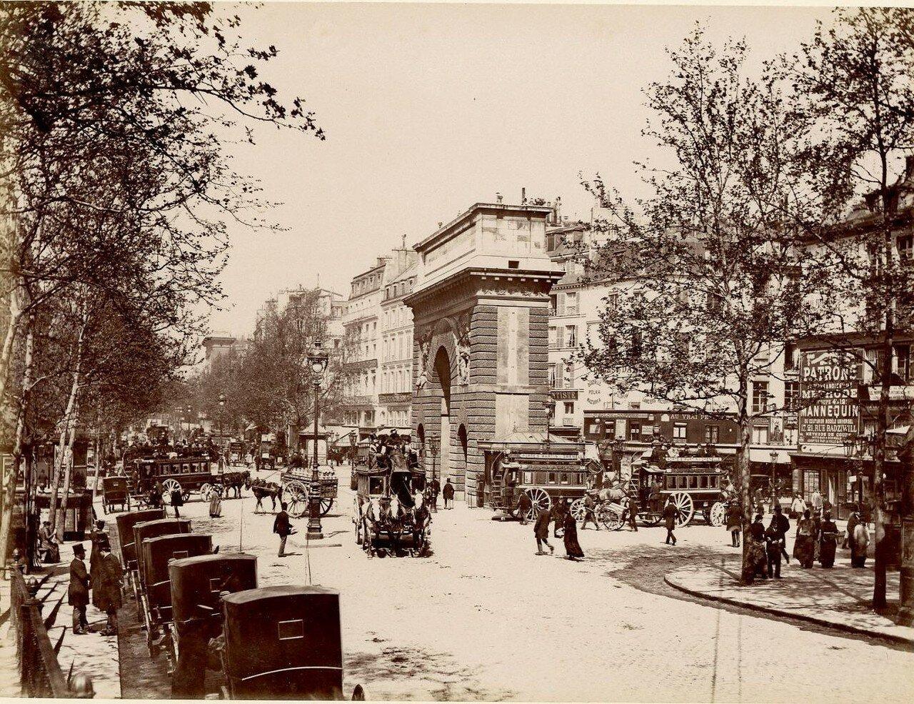 Ворота Сен Мартен