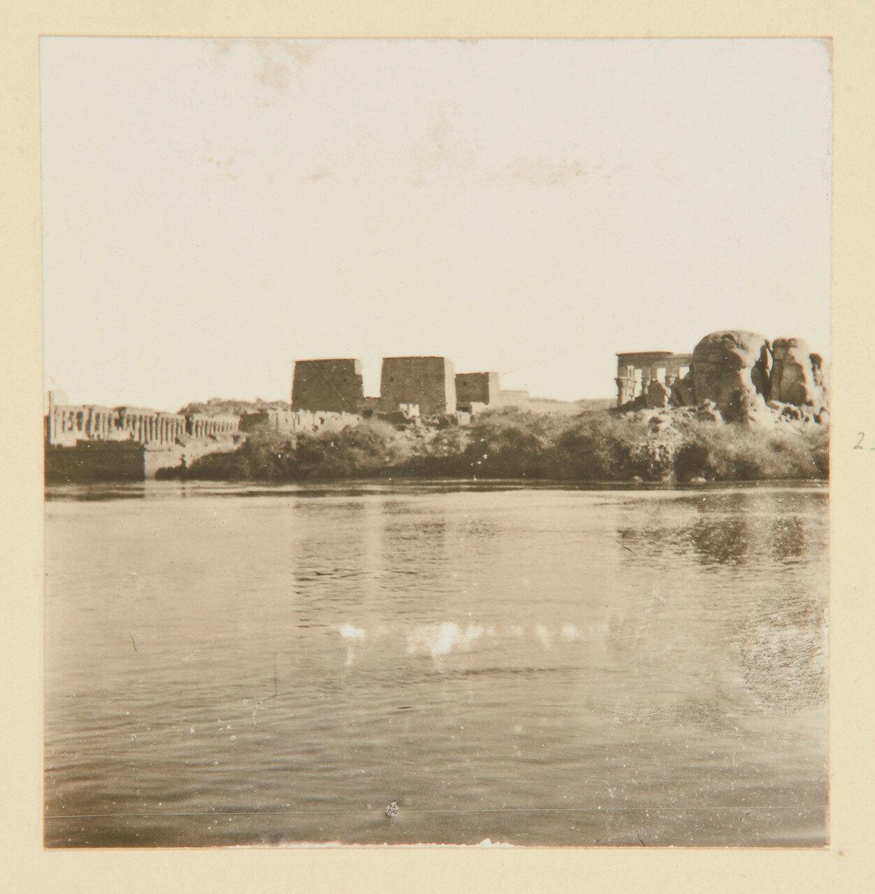 Филе. Общий вид.1898