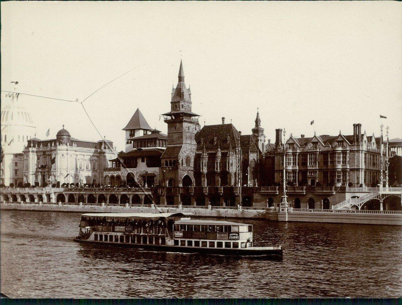 Павильоны Австро-Венгрии, Боснии и Герцоговины