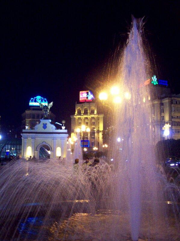 киев фонтан