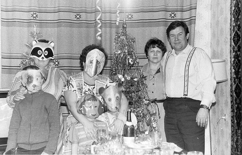 1987 новый год