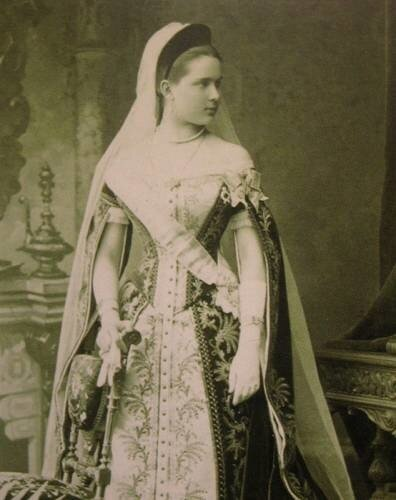 Юная Княгиня Зинаида Николаевна Юсупова