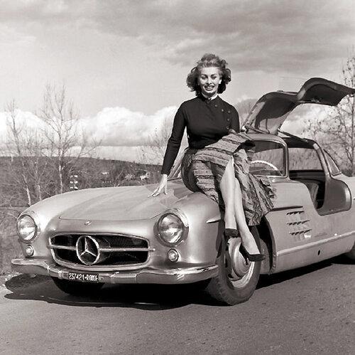 Ретромашины и их знаменитые хозяева, София Лорен (Sophia Loren)