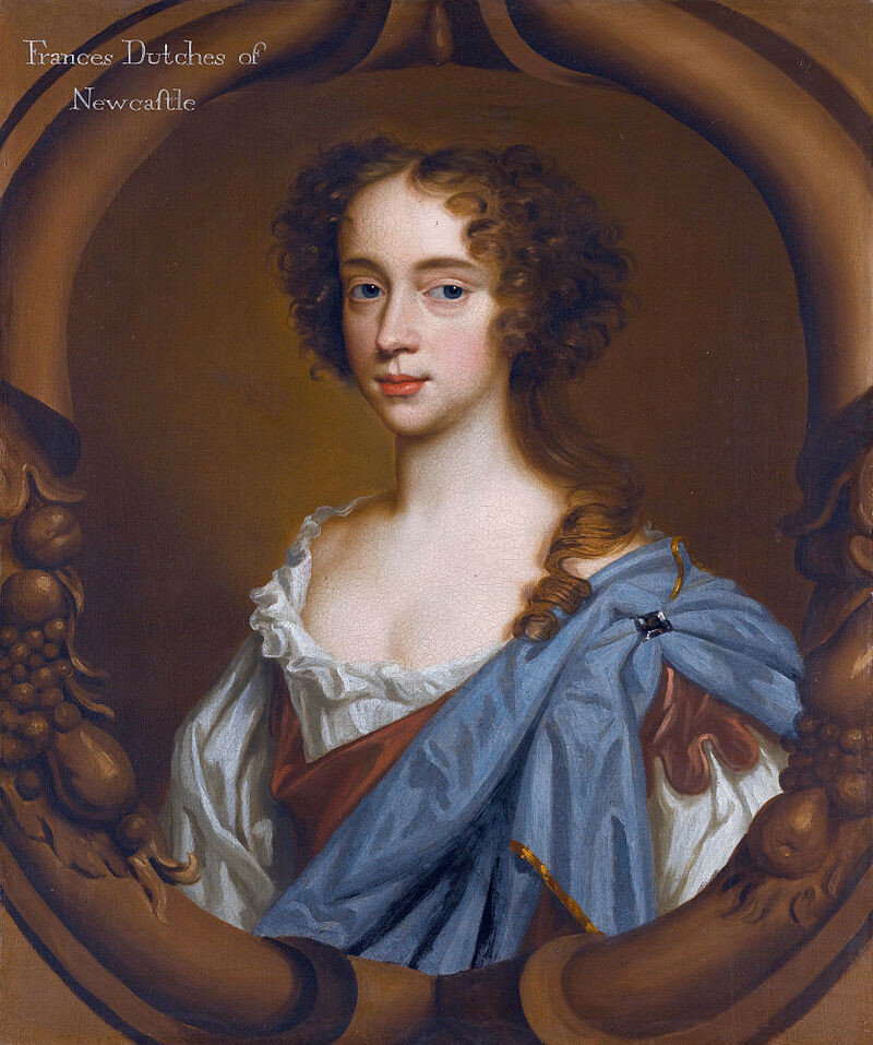 800px-Frances_Pierrepont,_Duchess_of_Newcastle_(1630-1695),_by_Mary_Beale.jpg