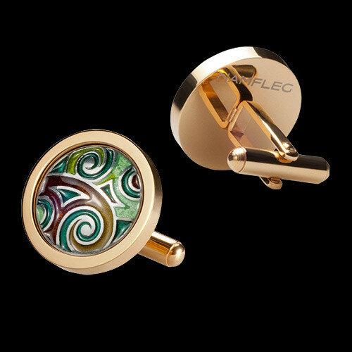 Итальянский бренд Namfleg - серебряные украшения с эмалью