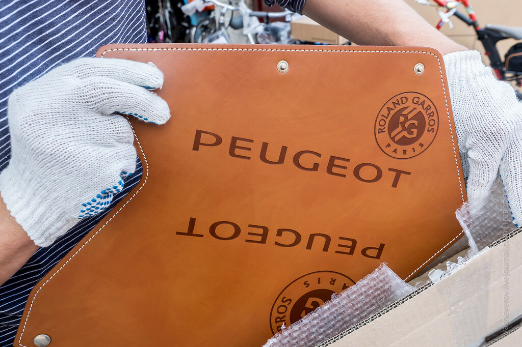 peugeot cycles varlamov moscow