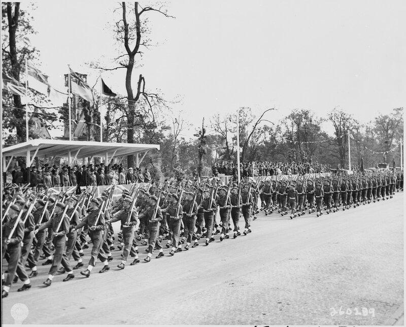 французский полк