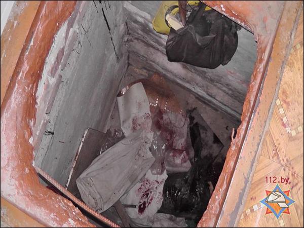 В Гомеле пенсионерка упала в подвал