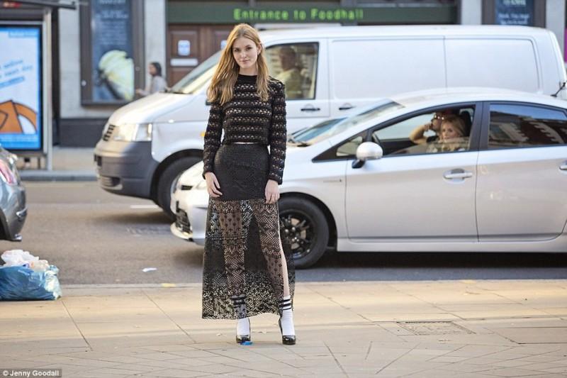 Можно ли в одежде с подиумов ходить по улице? (16 фото)