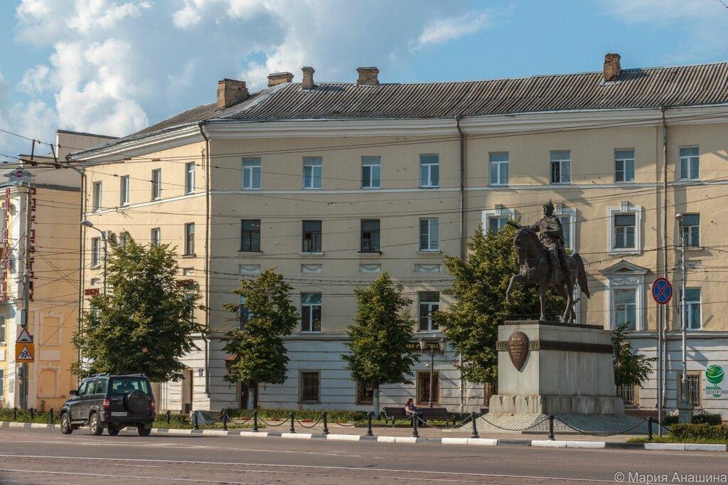 """Здание кинотеатра """"Вулкан"""", Тверь"""