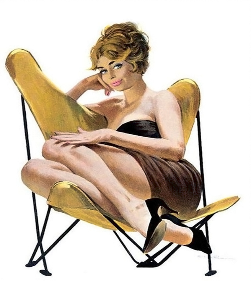 Robert McGinnis - Artist, illustrator
