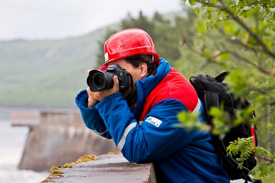 0 ccb21 dc31bf22 orig Нижне Туломская ГЭС, большой фоторепортаж