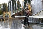 Фотосессия с вертуозным скрипачем Тиграном Петросяном