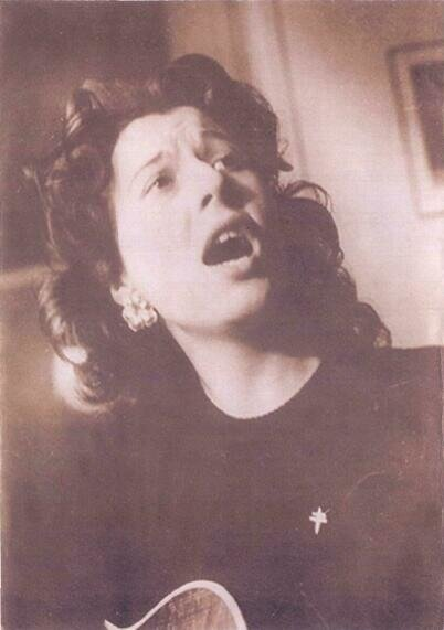 Анна Марли. 1940-е годы. Лондон