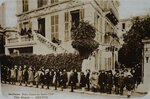 Школа Вилла Бланш в Ментоне, где начала учёбу Анна Марли