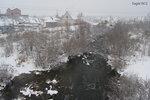 Мост через речку Шипуниху, приток Берди, окраина г. Искитим.