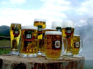 """Микулинецьке пиво. Фото з сайта """"Маріа Экспедиции"""""""