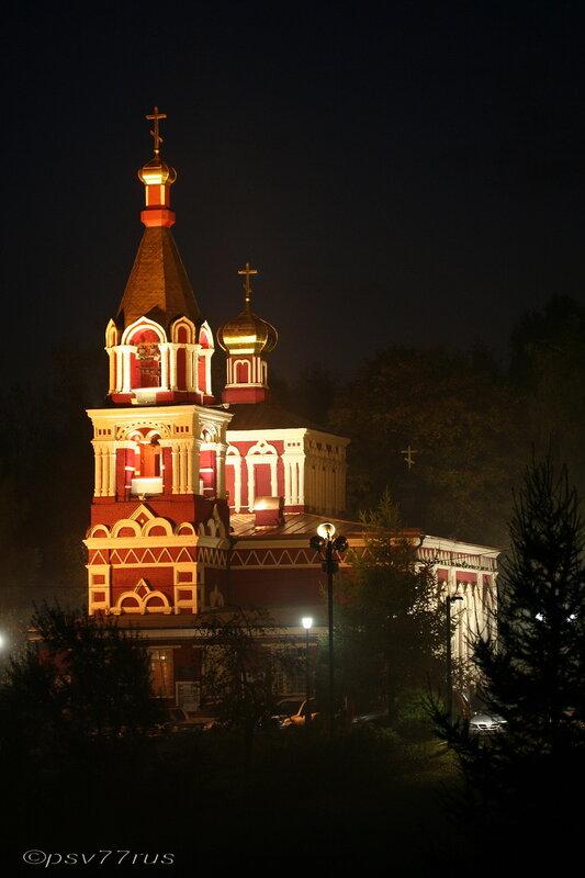 Церковь Параскевы (Пятницы) Великомученицы