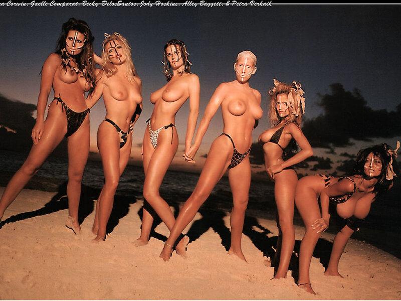 Толпа голых женщин фото 49070 фотография
